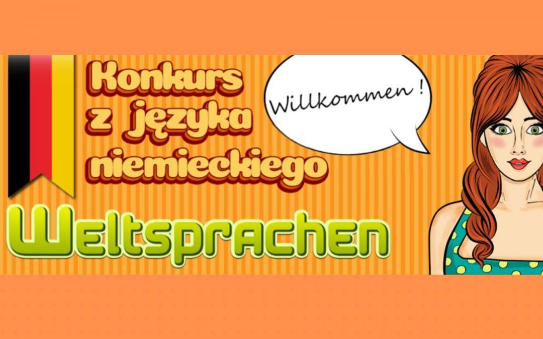 Sukces w konkursie j. niemieckiego