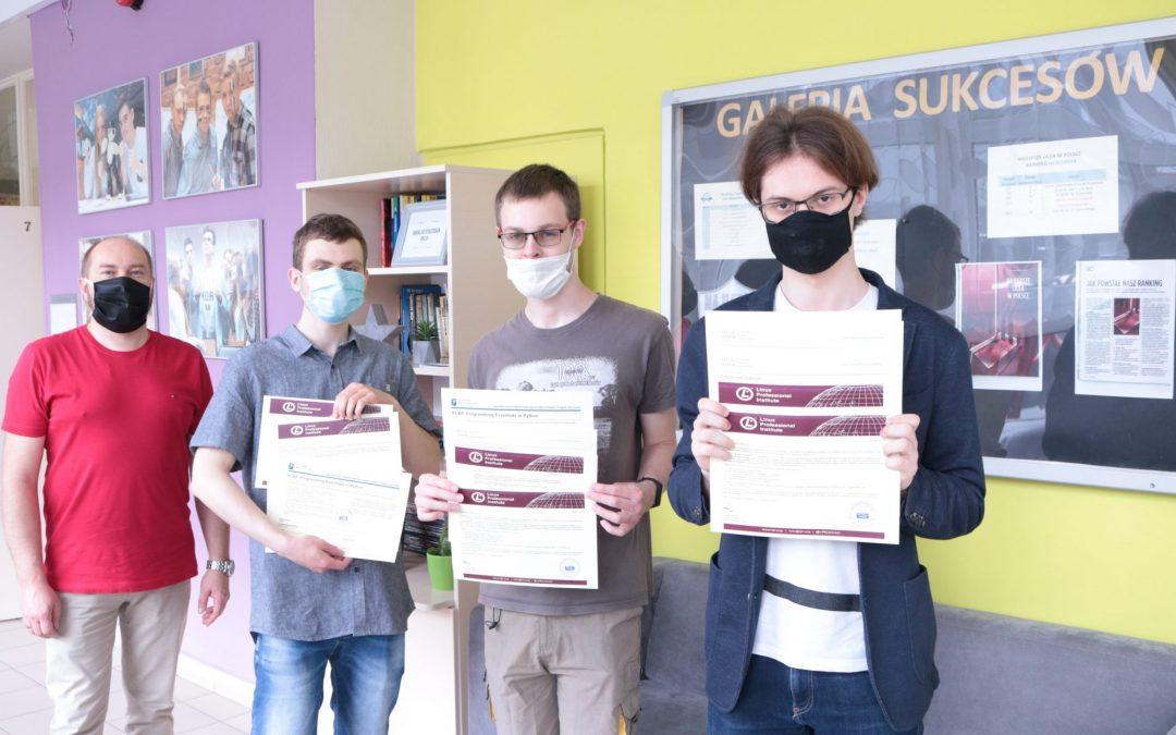 Certyfikaty informatyczne w ALO!
