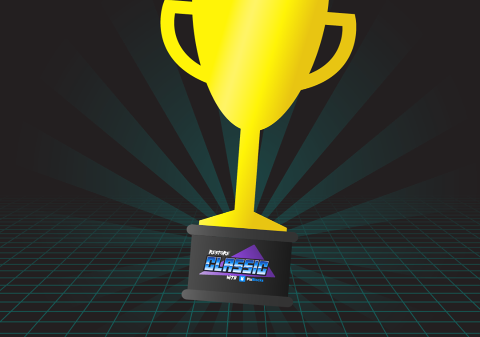 Uczeń ALO w finale konkursu Restore Classic with PixBlocks!