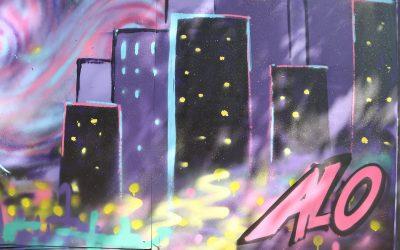 Graffiti na lekcjach projektowania!