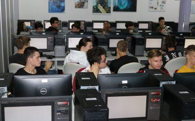 Warsztaty grafiki komputerowej dla klas informatycznych