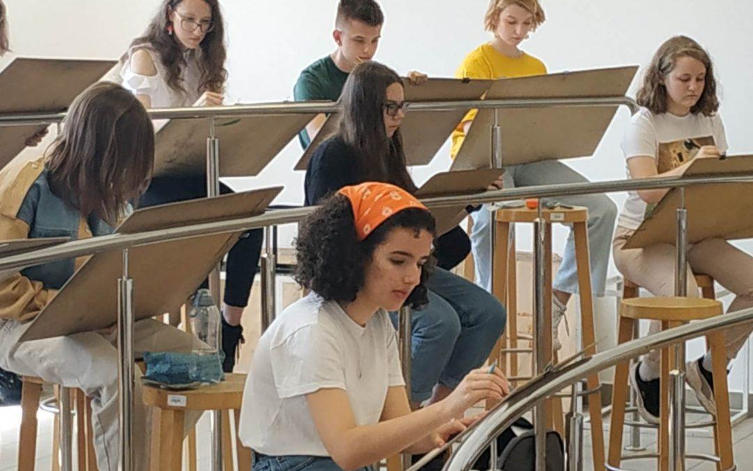 Licealiści z ALO na Politechnice Rzeszowskiej