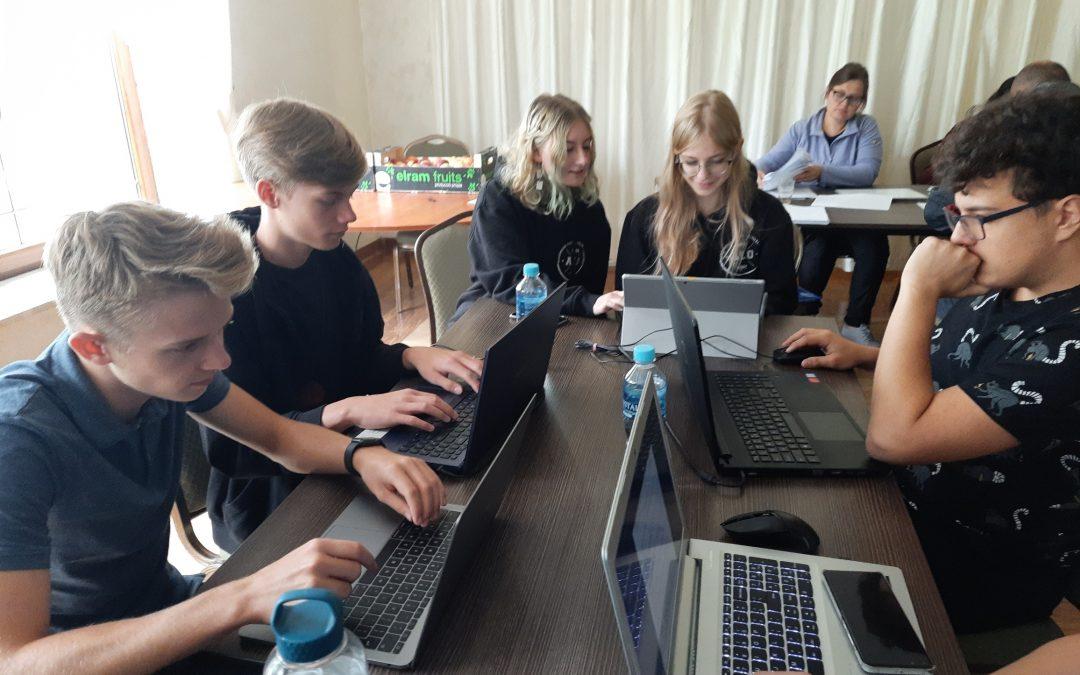Warsztaty MAP- Mistrzostwa w Algorytmice i Programowaniu