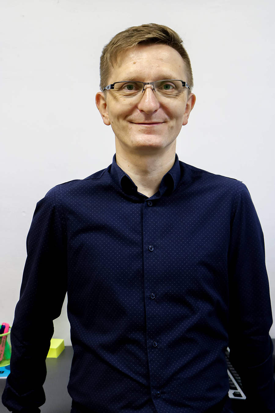 mgr Jarosław Puzio